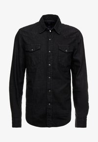 GAP - WESTERN SHIRT  - Overhemd - true black - 5