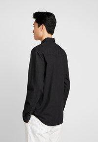 GAP - WESTERN SHIRT  - Koszula - true black - 2
