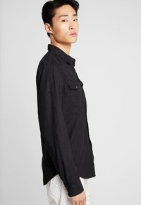 GAP - WESTERN SHIRT  - Overhemd - true black - 3