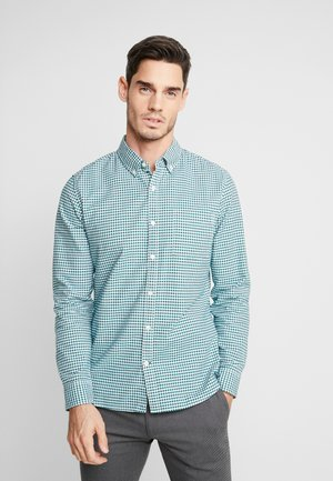 OXFORD SLIM - Skjorte - green gingham
