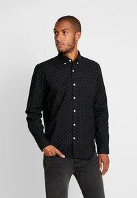 GAP - OXFORD - Košile - black - 0
