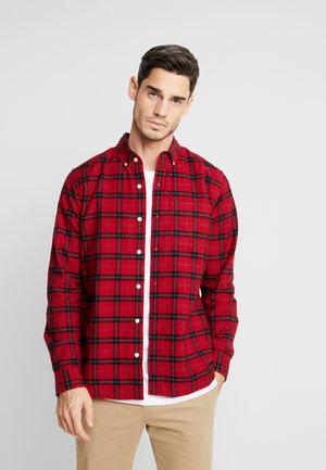 OXFORD - Camicia - red