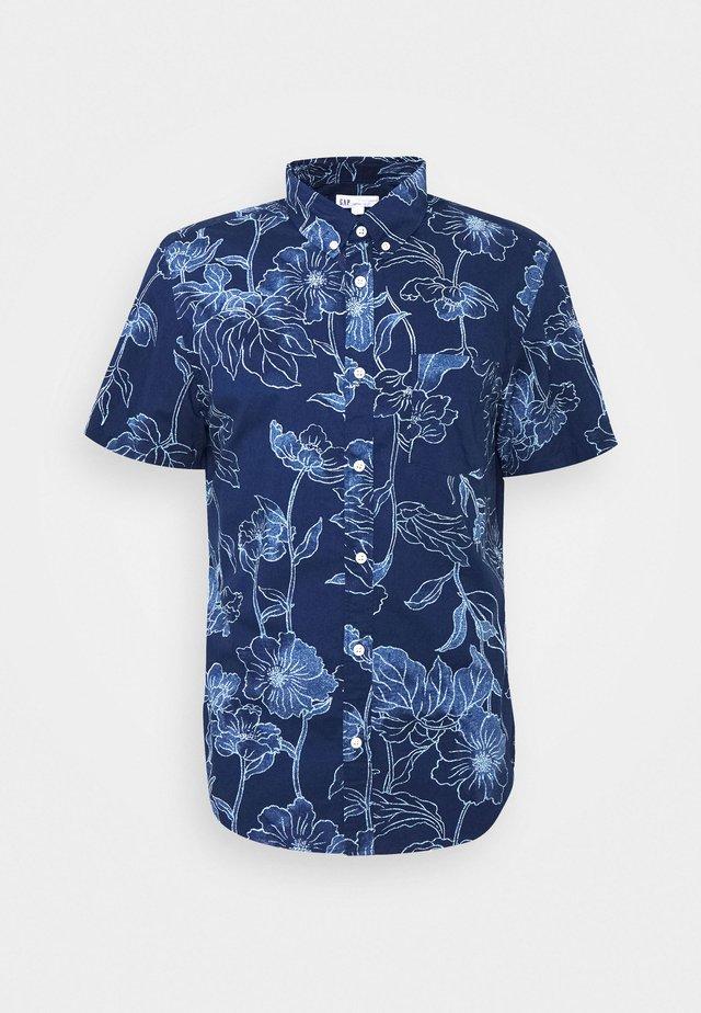 SLIM FIT - Camicia - baja blue