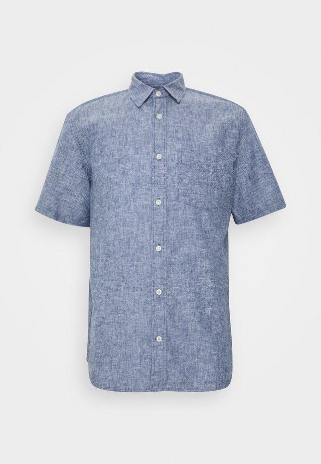 Koszula - deep cobalt