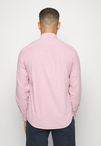 GAP - POPLIN SHIRTS - Koszula - pure red stripe - 2
