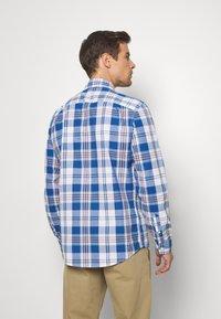 GAP - SLIM - Koszula - blue - 2