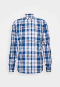 GAP - SLIM - Koszula - blue - 4