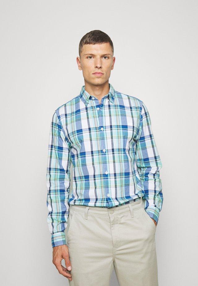 Koszula - blue/green