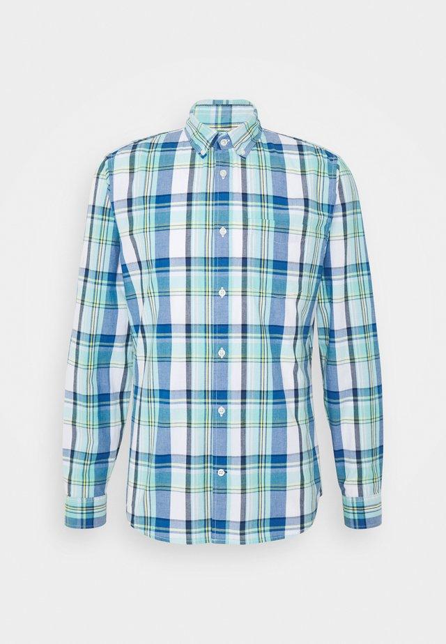 Camicia - blue/green