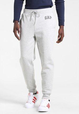 MODERN LOGO - Spodnie treningowe - light heather grey