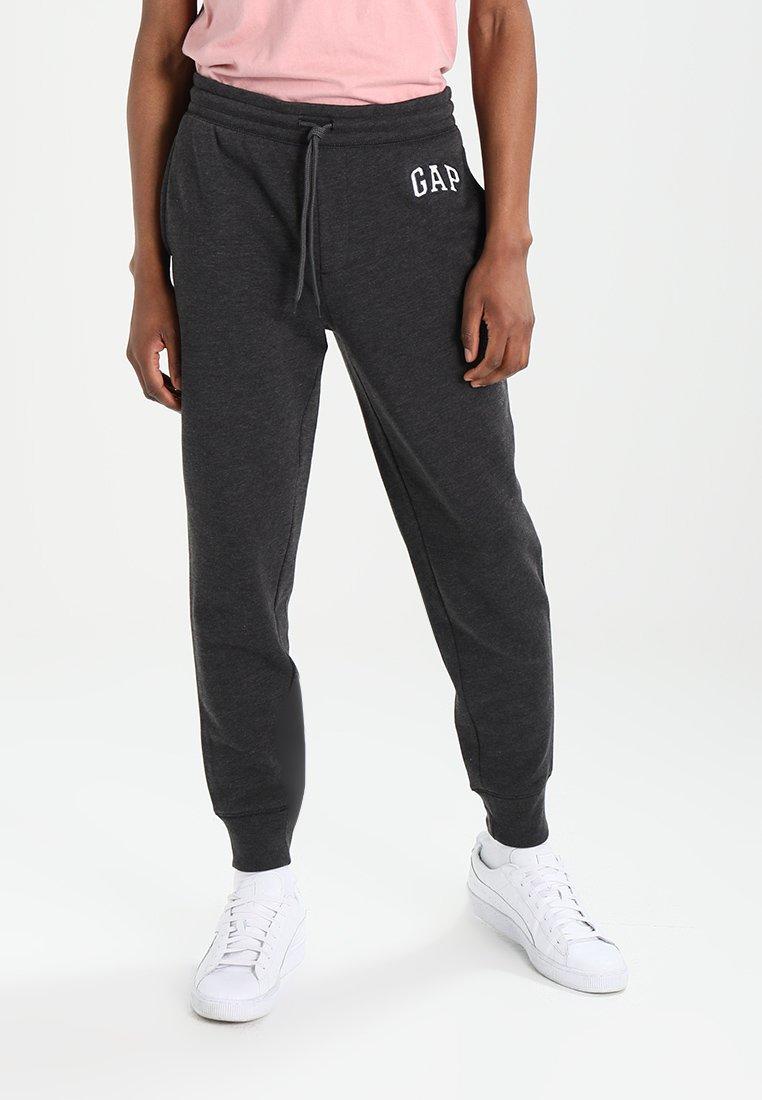 GAP - MODERN LOGO - Tracksuit bottoms - charcoal grey