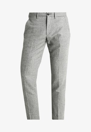 SLIM PANT - Bukse - light grey