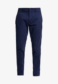 GAP - V-LIVED - Chino kalhoty - tapestry navy - 4