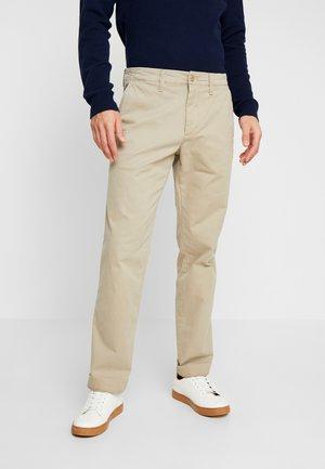 V-LIVED IN - Kalhoty - beige