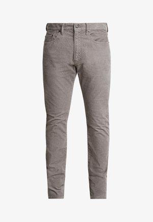 SLIM  - Trousers - clean grey