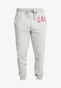 GAP - ARCH JOGGER - Pantalon de survêtement - grey heather - 3