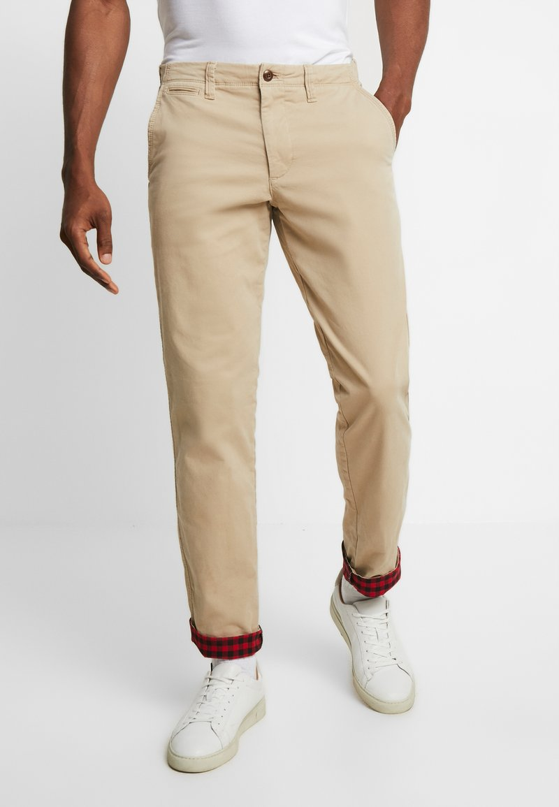 GAP - Chino kalhoty - iconic