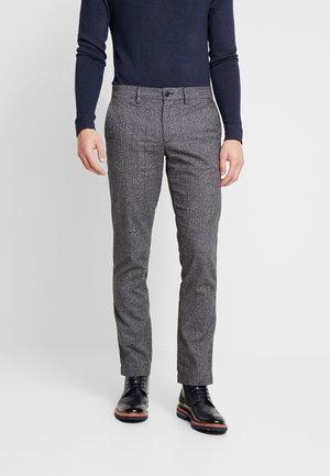 V-ESSENTIAL TEXTURE SLIM - Chino kalhoty - glen
