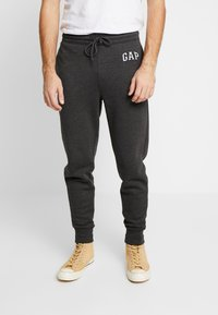 GAP - LOGO PANT - Pantalon de survêtement - charcoal grey - 0