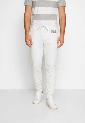 LOGO PANT - Tracksuit bottoms - carls stone