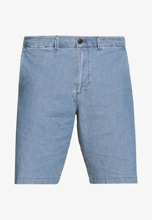 CASUAL STRETCH FLEX - Jeansshort - blue chambray