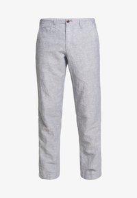 GAP - NEW SLIM PANTS - Pantalones - blue - 4