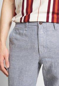 GAP - NEW SLIM PANTS - Pantalones - blue - 5