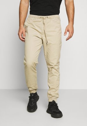 JOGGER - Trousers - iconic khaki