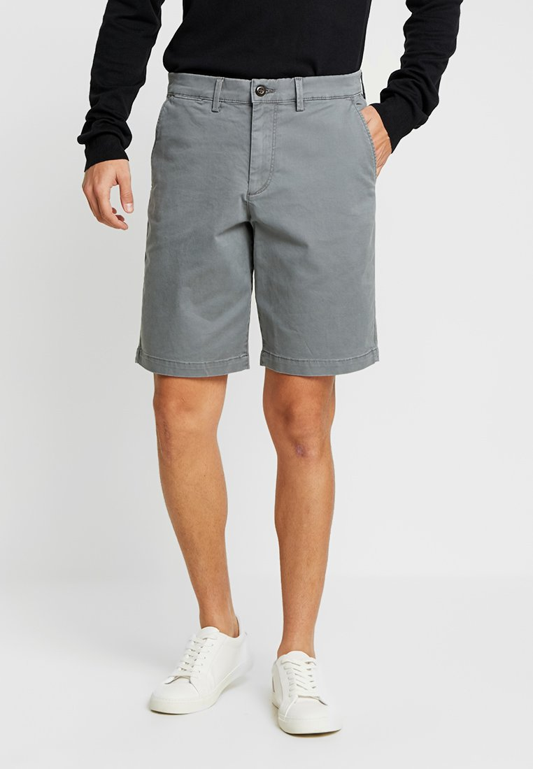 GAP - STRETCH SOLID LIVED - Shorts - shark fin