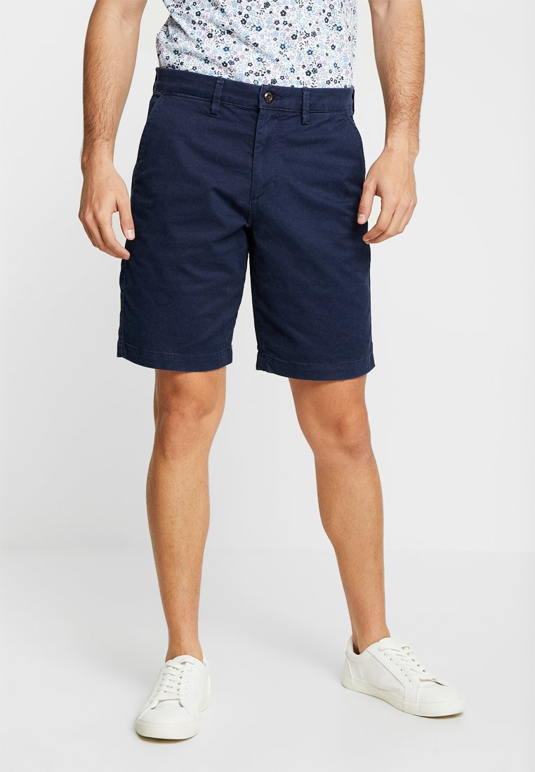 GAP - STRETCH SOLID LIVED - Shorts - tapestry navy