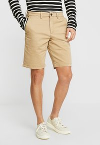 GAP - STRETCH SOLID LIVED - Short - mojave - 0