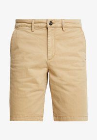 GAP - STRETCH SOLID LIVED - Short - mojave - 4