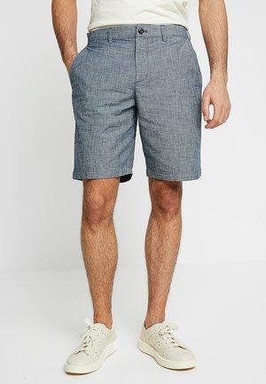 STRETCH LIVED - Shorts - chambray