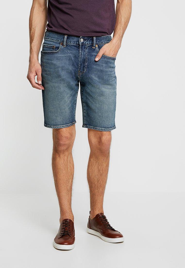 GAP - Denim shorts - worn dark
