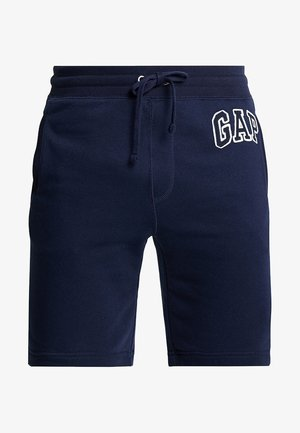 V-ARCH LOGO - Pantalon de survêtement - tapestry navy