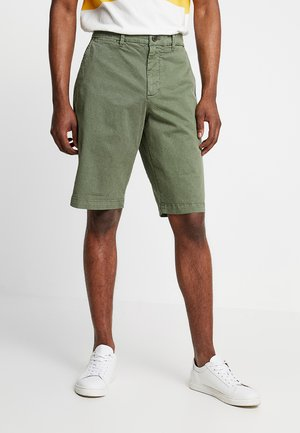 CASUAL STRETCH FLEX - Shorts - spring olive