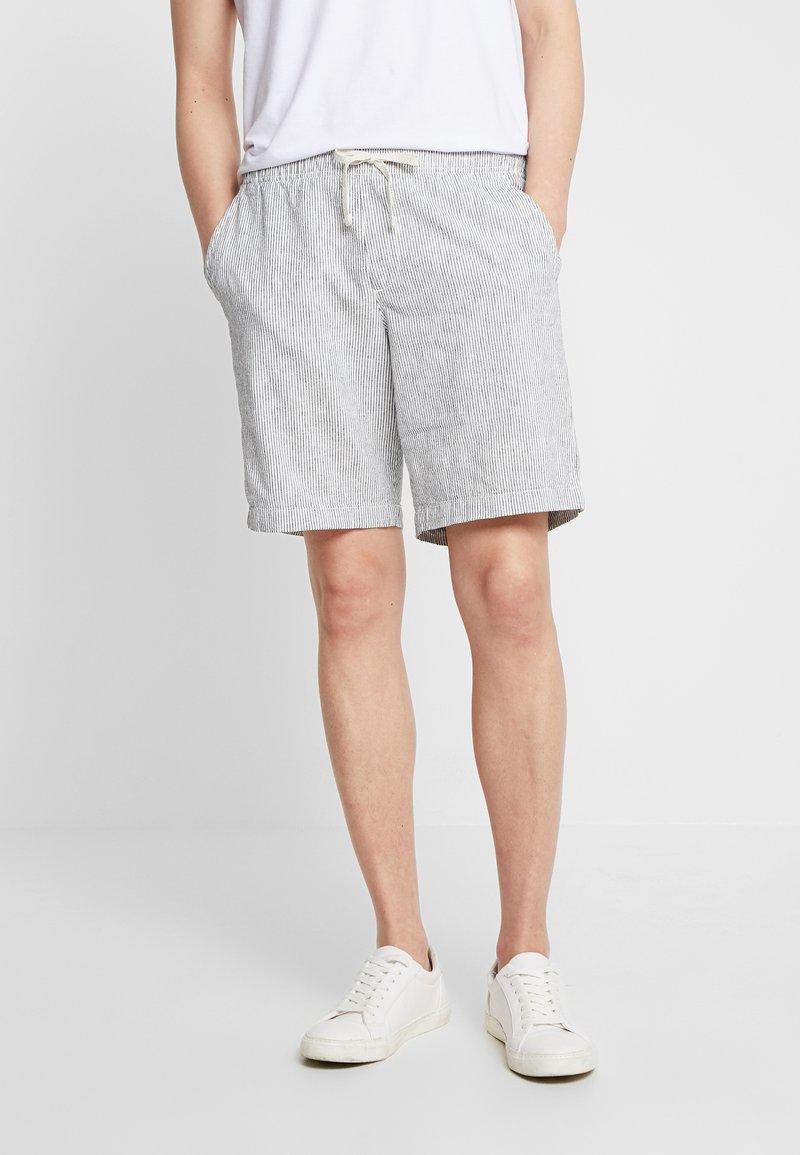 GAP - Shorts - blue/white