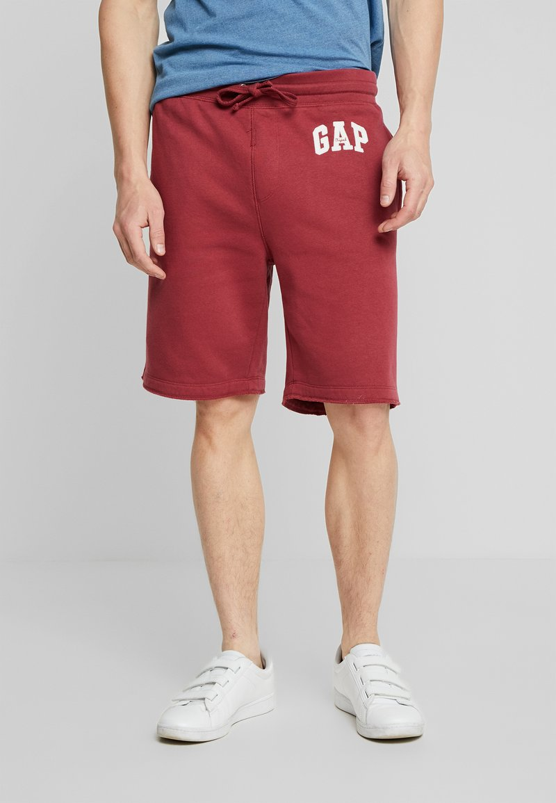 GAP - ORIG ARCH - Tracksuit bottoms - indian red