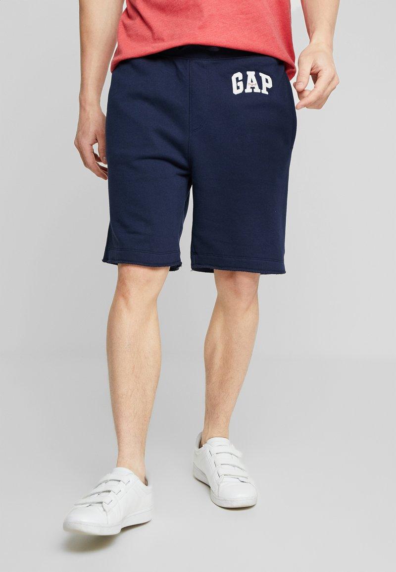 GAP - ORIG ARCH - Teplákové kalhoty - tapestry navy