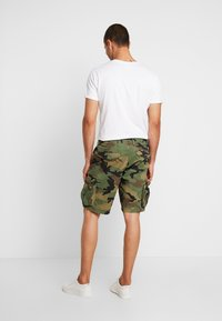 GAP - NEW - Cargo trousers - dark green - 2