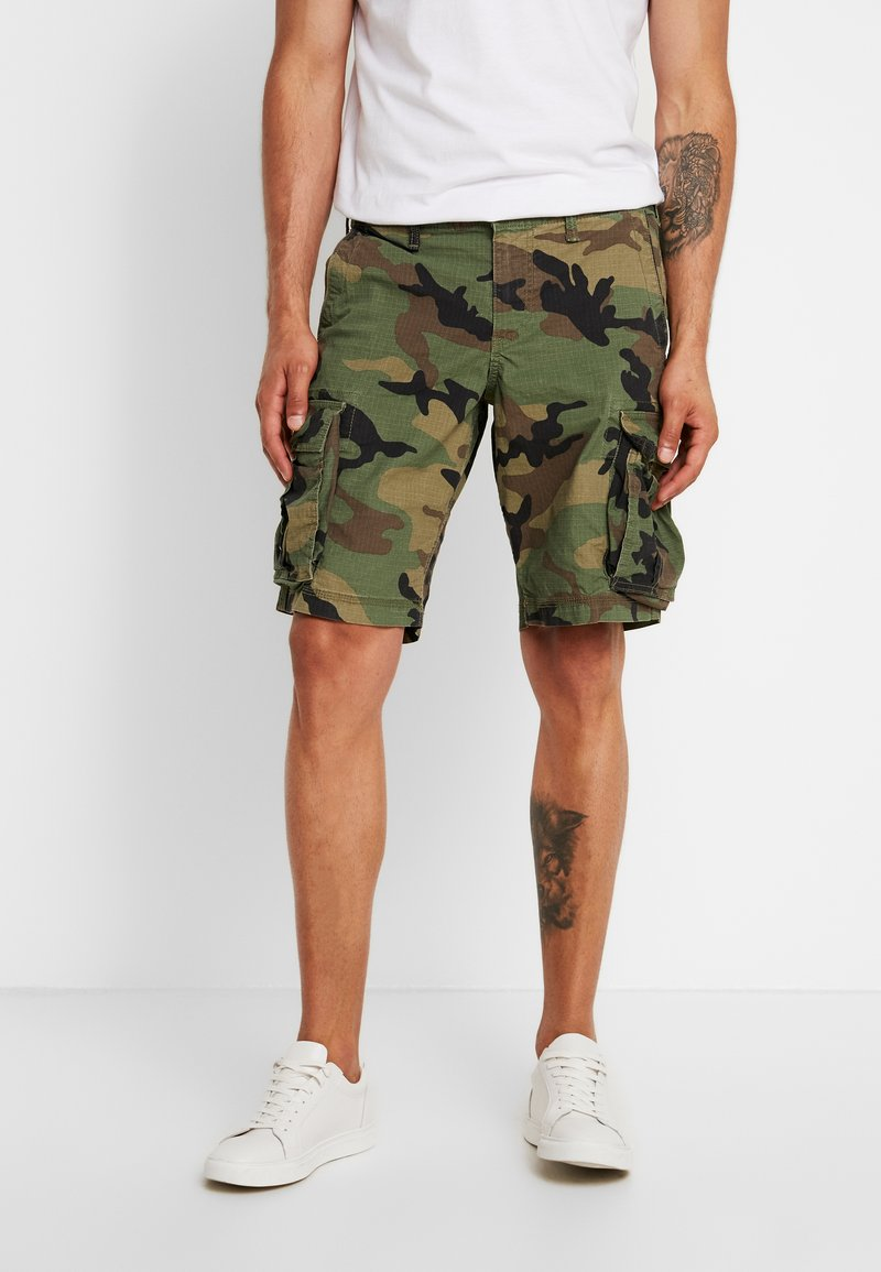 GAP - NEW - Cargo trousers - dark green