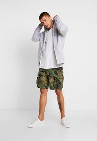 GAP - NEW - Cargo trousers - dark green - 1
