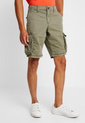 NEW - Pantalon cargo - dark green