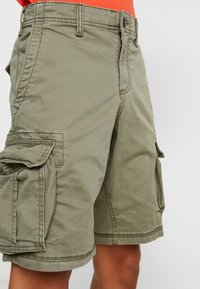 GAP - NEW - Cargo trousers - dark green - 3