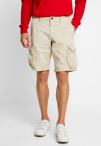 GAP - NEW - Cargo trousers - sand khaki - 0