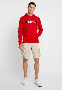 GAP - NEW - Cargo trousers - sand khaki - 1