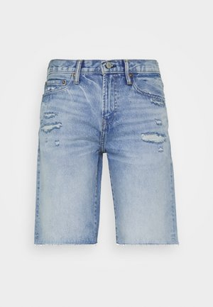 Short en jean - light-blue denim