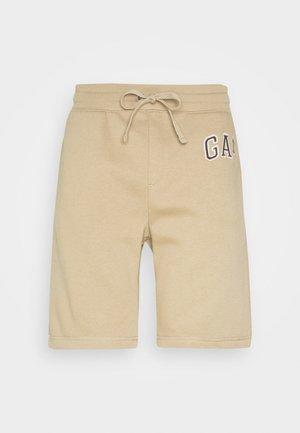 ARCH  - Pantaloni sportivi - beige