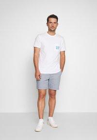 GAP - CASUAL STRETCH FLEX - Shorts - blue - 1