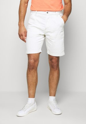 WORKER - Shorts di jeans - natural